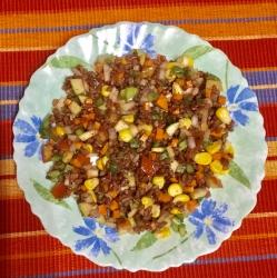 Fresh Corn Bhel