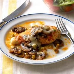 Chicken & Mushroom Bites