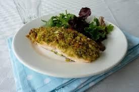 Pesto - fish recipe